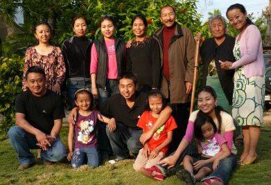 Marcia Cross Family